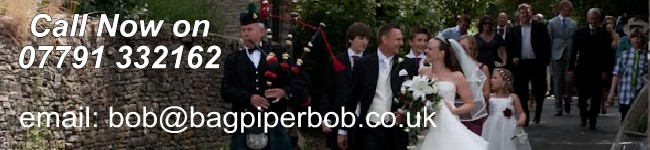 piper for hire bristol,corsham, chippenham, swindon, south west england